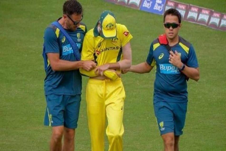 A Big Blow For Australia Cricket Team Star Bowler Out Of World Cup