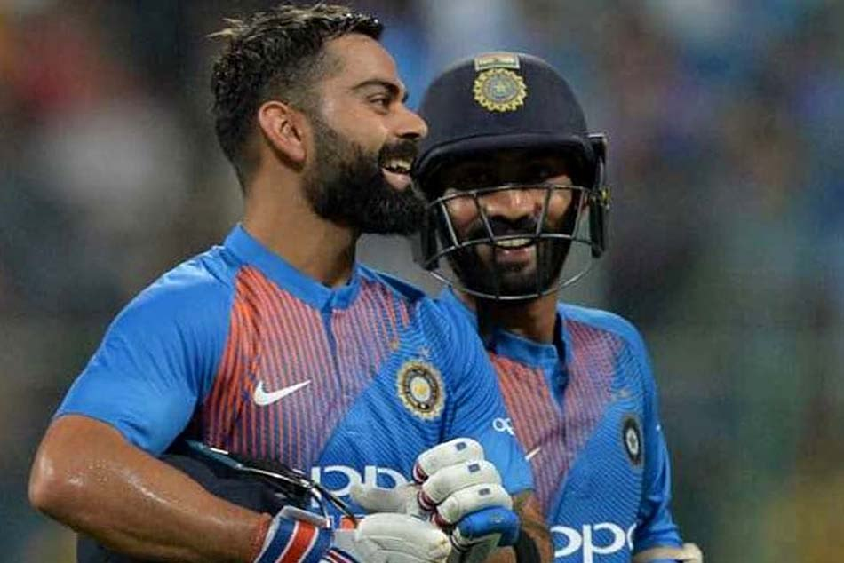World Cup 2019 Why Dinesh Karthik Pipped Rishabh Pant Virat Utters The Reason