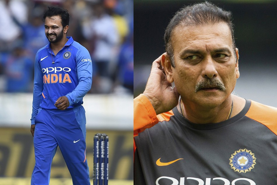 Whether The Injured Kedar Jadhav Will Get A Chance In The World Cup