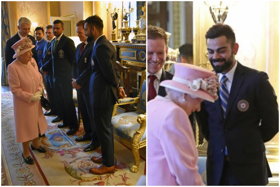 ICC World Cup 2019: Fans ask Virat Kohli to bring back Kohinoor when skipper met with Queen