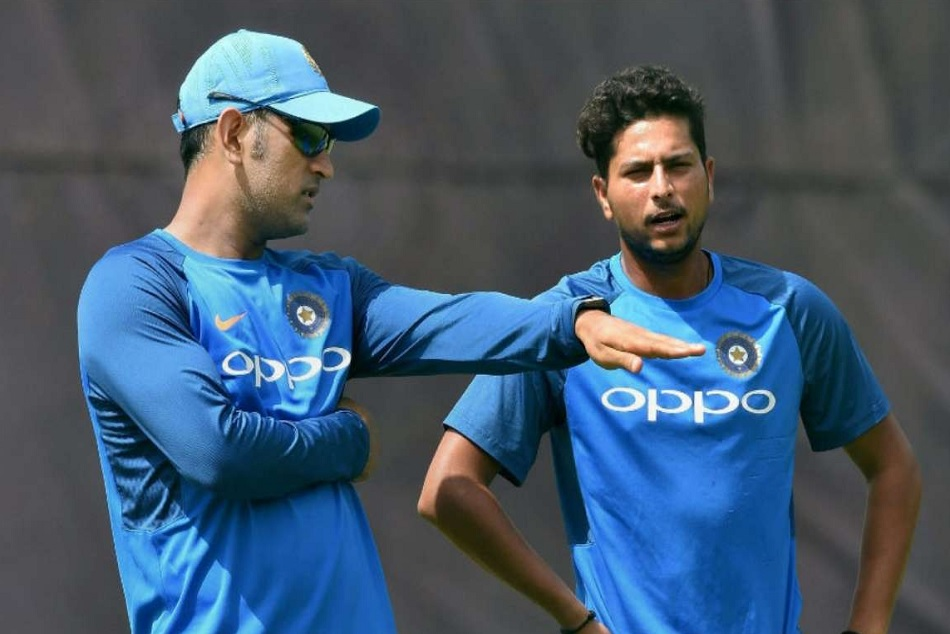 Kuldeep Yadav Clarifies His Comment On The Ms Dhoni Saying People Loves To Spread Rumors