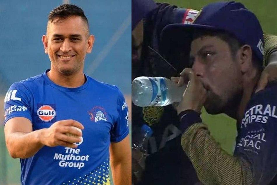 IPL 2019: Kuldeep Yadav reveals how MS Dhoni helped him after moeen ali assault