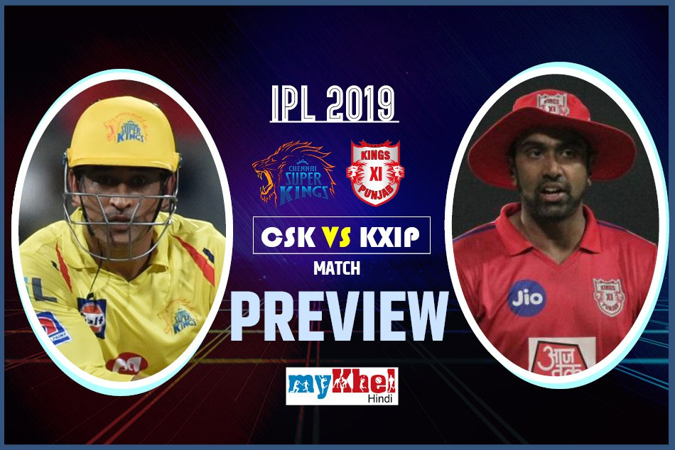 IPL 2019, CSK vs KXIP, Preview: Chennai is looking to secure top spots