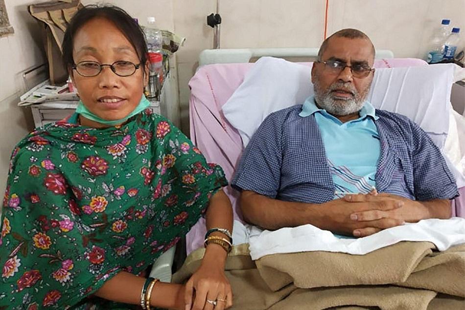 Archery Legend Limba Ram Seeks Funds To Battle Disease
