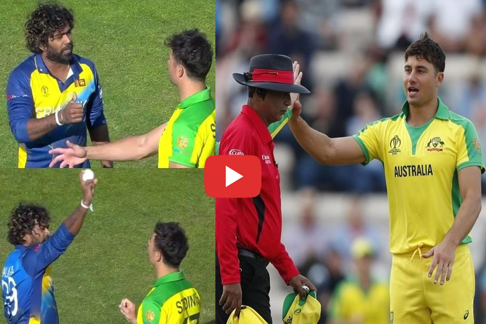 Icc World Cup 2019 Lasith Malinga Shows Great Game Spirit Video