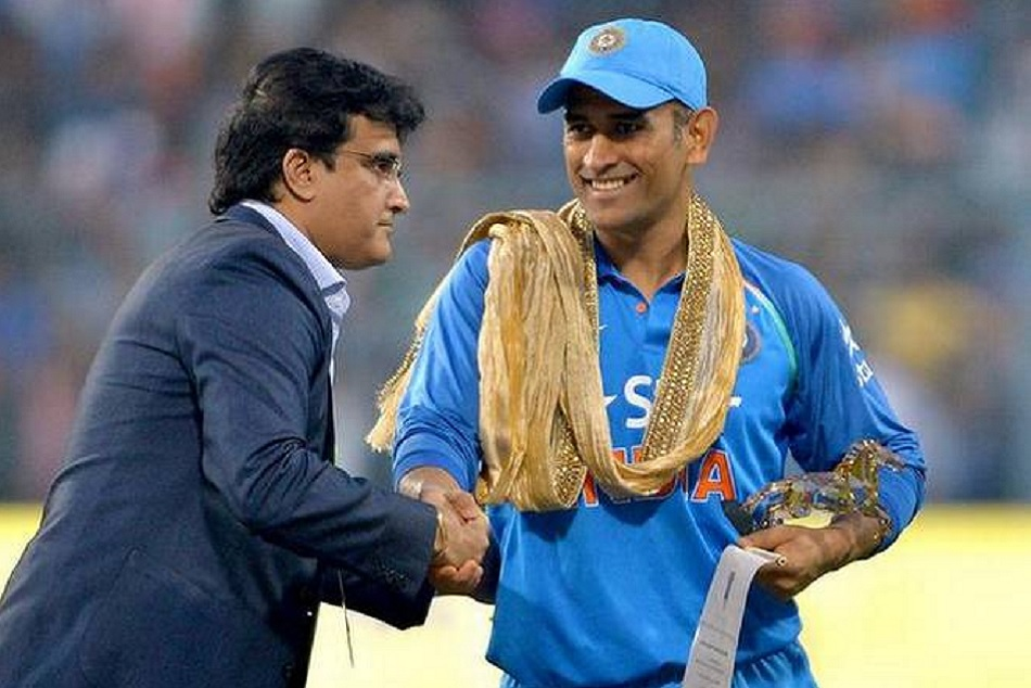 Ms Dhoni Is Repeating The Work Of Sourav Ganguly Mission 2023 World Cup