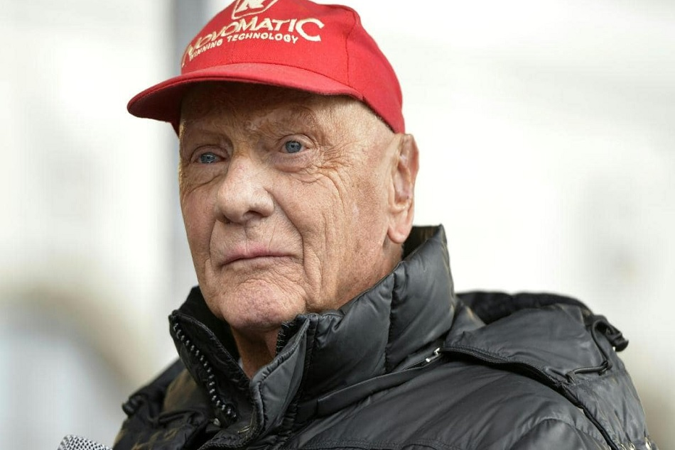 Austrian Formula One legend Niki Lauda dies at 70