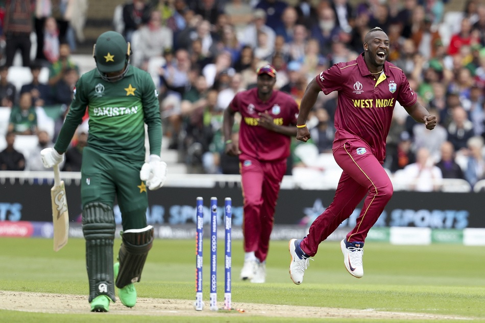 ICC World Cup 2019, WIvsPAK: Pakistan makes some unwanted records in its debut match