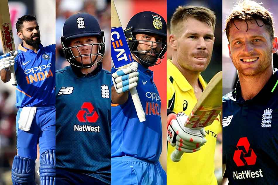 Icc Cricket World Cup 2019 These Five Batsman Will Be Key For Making Team World Champion