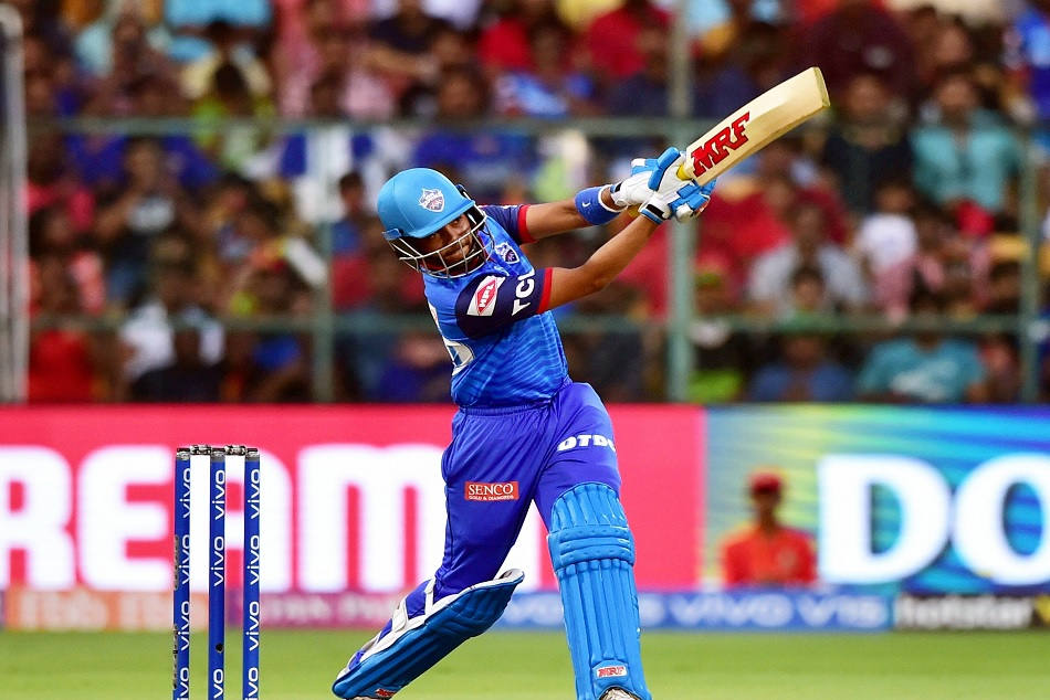 Ipl 2019 Prithvi Shaw Becomes The Highest Number Half Century Scorer Along With Shubhman Gill