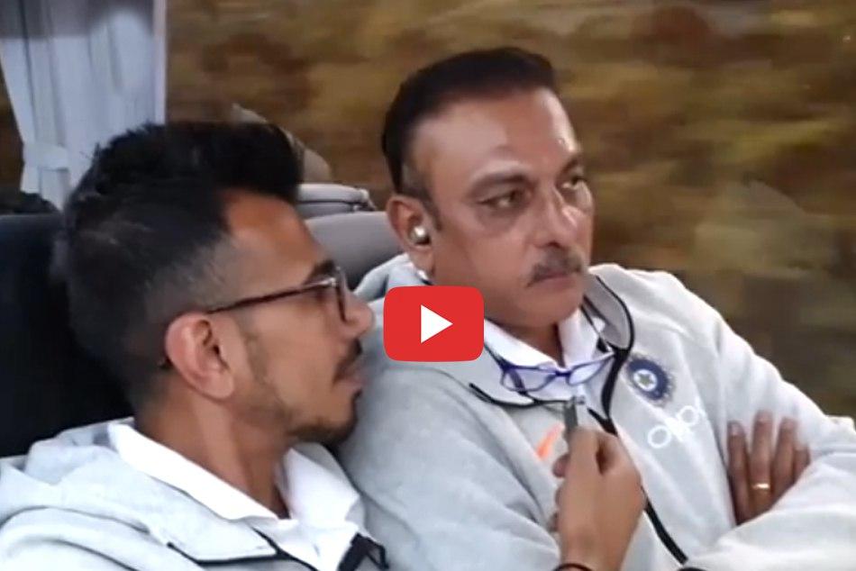 Icc World Cup 2019 Yuzvendra Chahal Tv Show Ravi Shastri