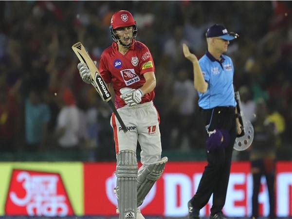 'बल्लेबाज' सैम करन का तूफान-