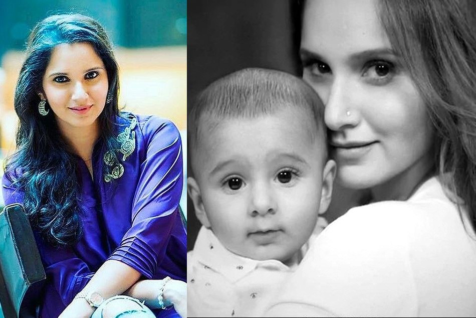 The Most Beautiful Picture of Sania Mirza with her son Izhann becomes internet sensation