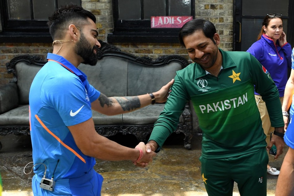World Cup 2019 Sarfaraz Ahmed Hilarious Reply On Indo Pak Rivalry Made Every One Laugh