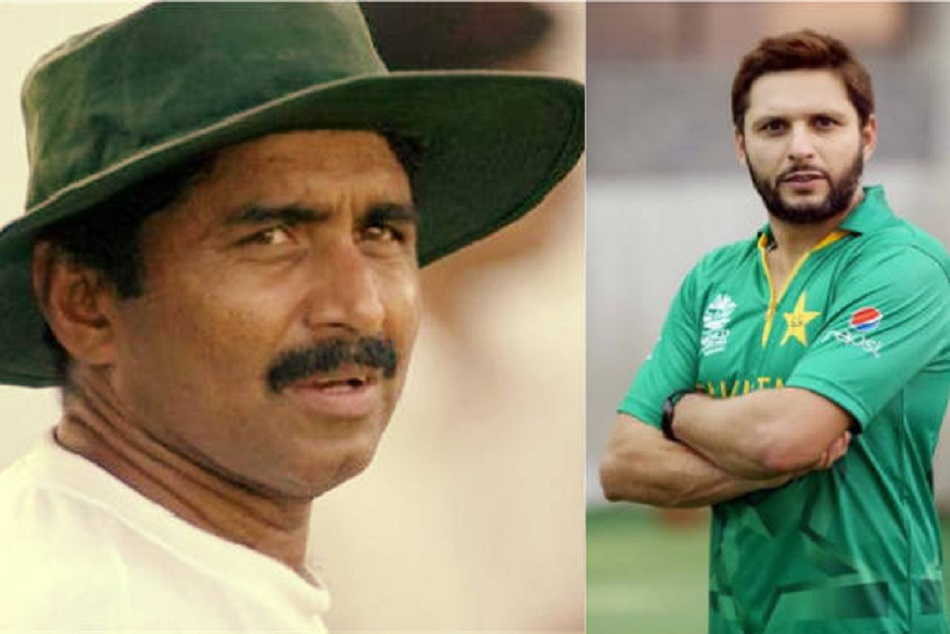 Afridi Launches Scathing Attack Against Younis