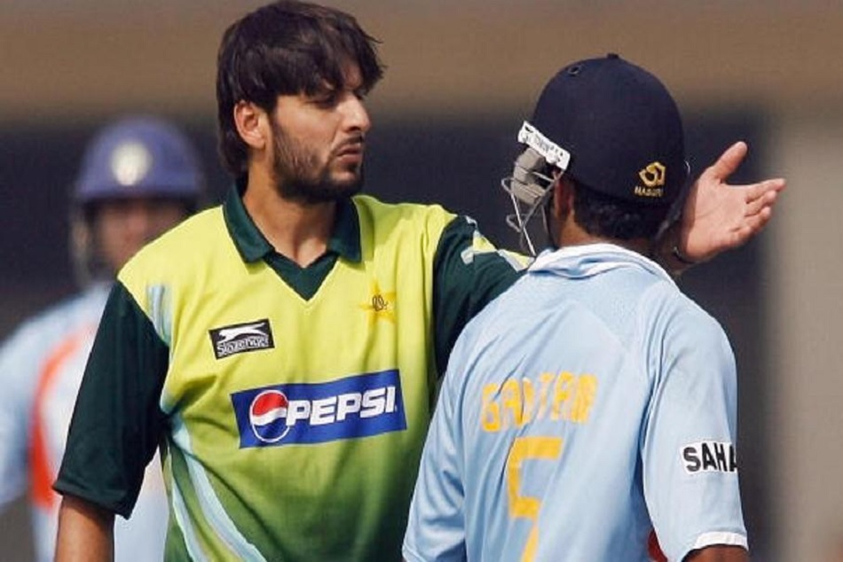Shahid Afridi blamed Gautam Gambhir in his autobiography Game Changer, called him a negative person