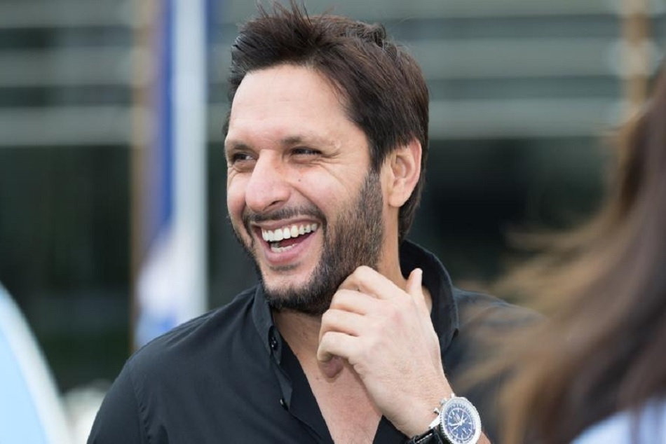 Shahid Afridi shares an incident with a girl that turned out into huge embarrassment