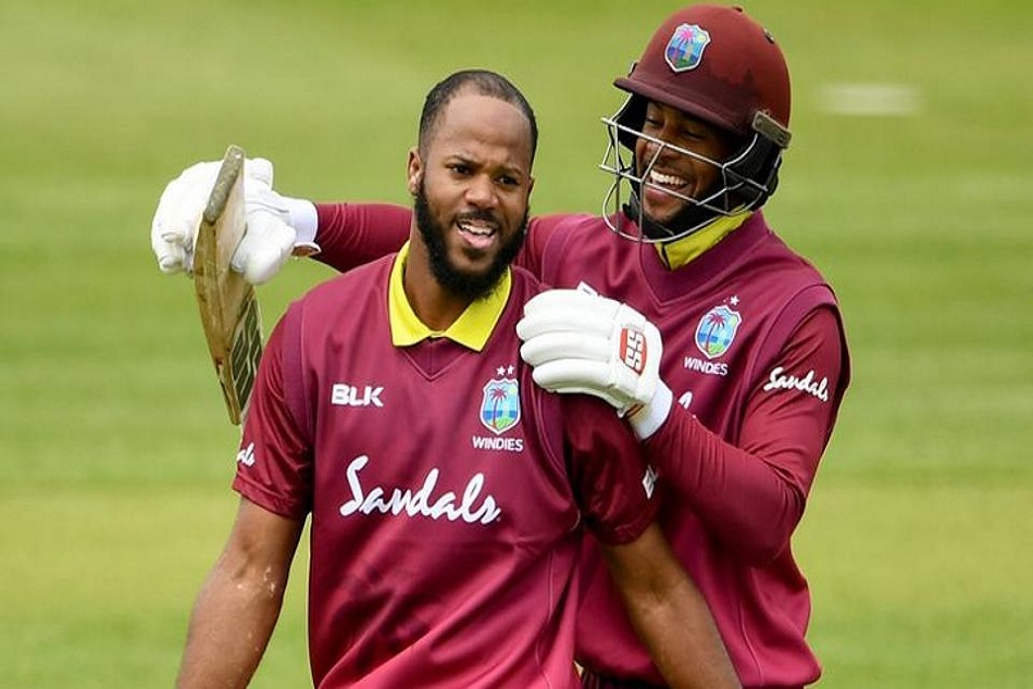 Opening Pair Of The Windies Create History Make Highest 1st Wicket Partnership In Odi