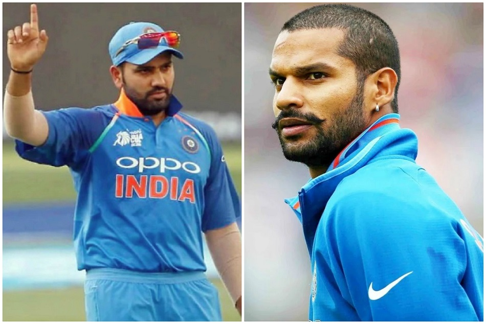 Why Shikhar Dhawan Said That Rohit Sharma Is Not My Wife