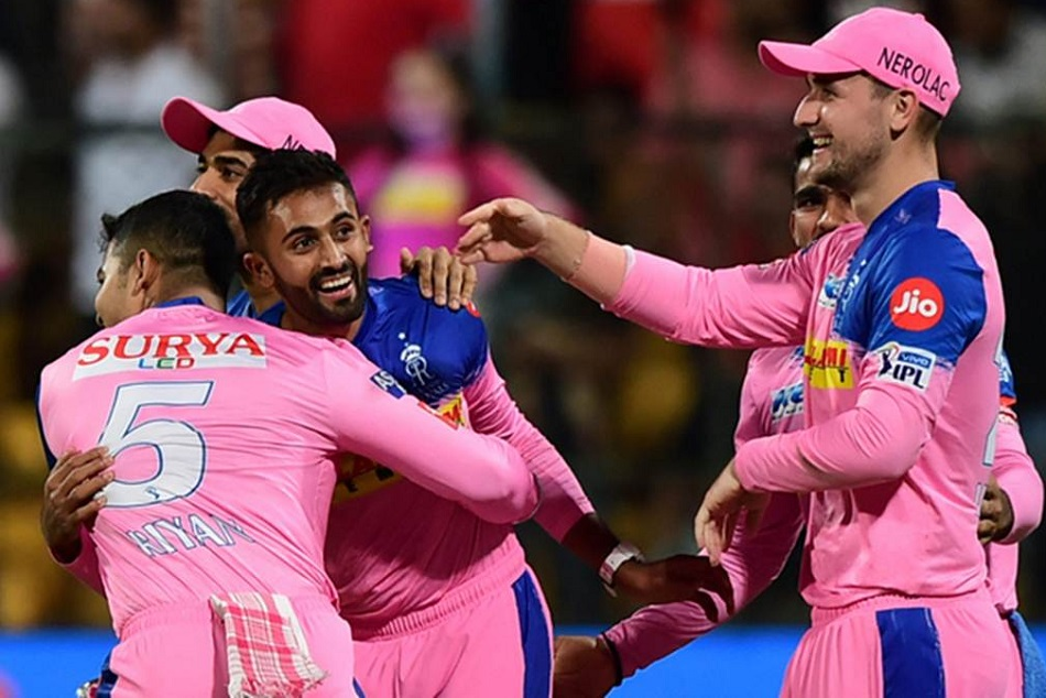 Rajasthan Royals Bowler Shreyas Gopal Takes Second Hat Trick Of Ipl