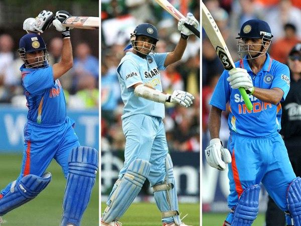 बल्लेबाजी में टीम इंडिया ने 'दिखाया दम'