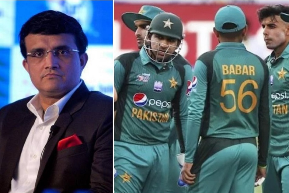 World Cup 2019 Sourav Ganguly Backs Pakistan For The Mega Event