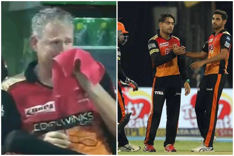 This Picture Of Tam Moody S Viral After The Defeat Of Hyderabad