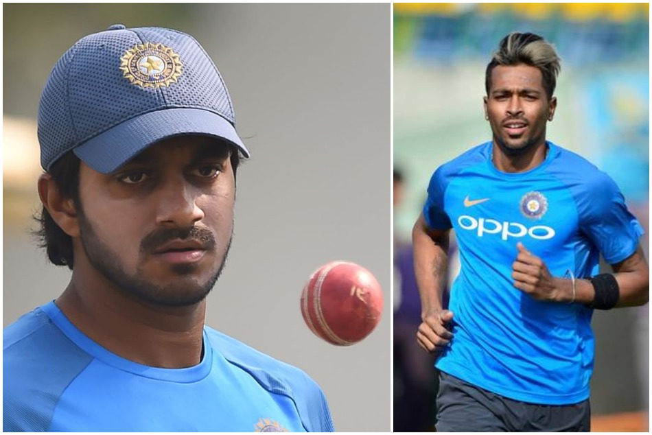 ICC World Cup 2019: Vijay Shankar said there is no competition with Hardik Pandya