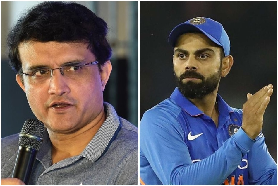 Sourav Ganguly said Virat kohlis IPL Captaincy records dont make any impact in World Cup