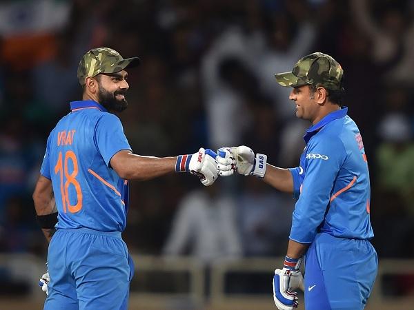 'भारतीय टीम के लिए क्रिकेट का दिमाग हैं धोनी'