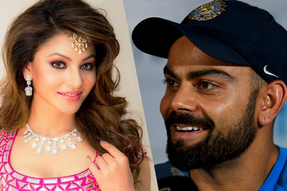 Icc World Cup 2019 Urvashi Rautela Says Virat Kohli Ms Dhoni All The Best