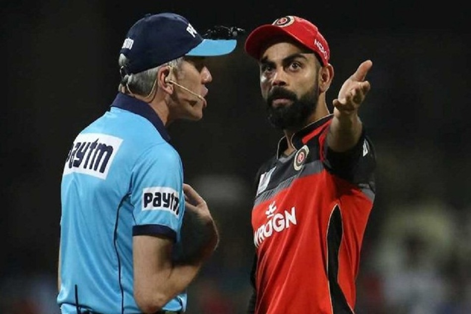 IPL 2019: Despite the dramatic argument with Virat kohli, Nigel Llong is likely to stand in the Final match