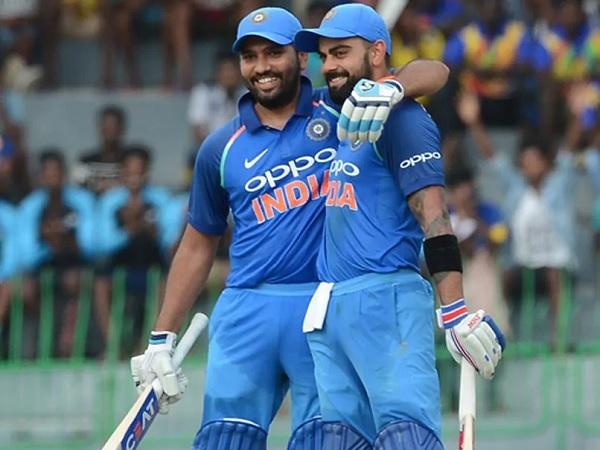 विराट से बेहतर है रोहित का कप्तानी में रिकॉर्ड-