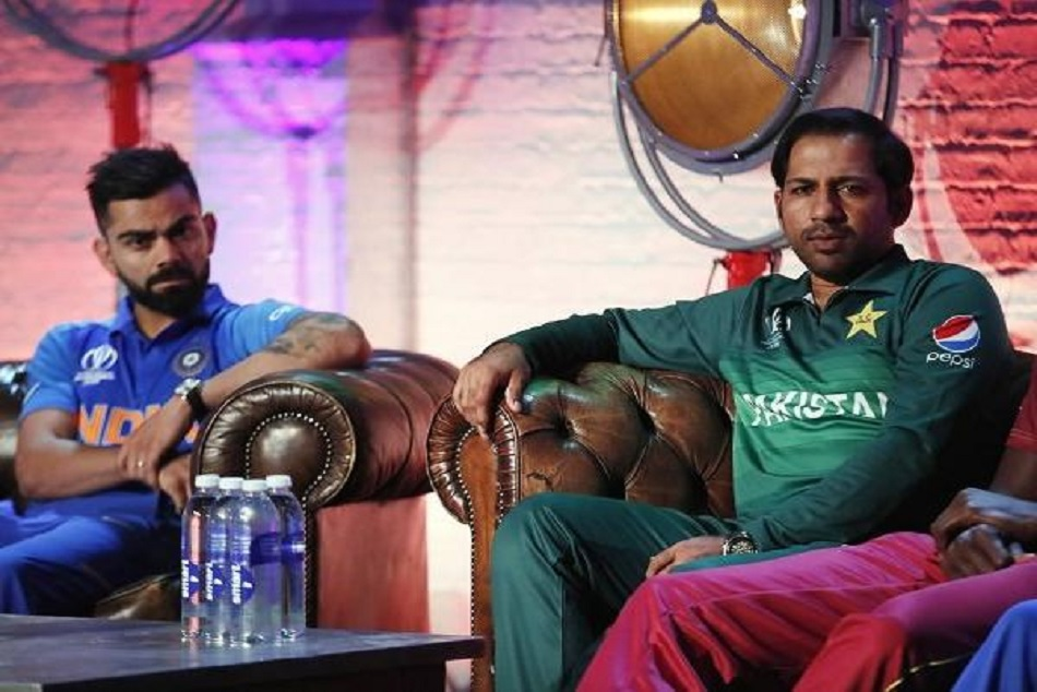 ICC World Cup 2019: Virat Kohli and Sarfaraz Ahmed talks on indo-pak rivalry in captains meetings