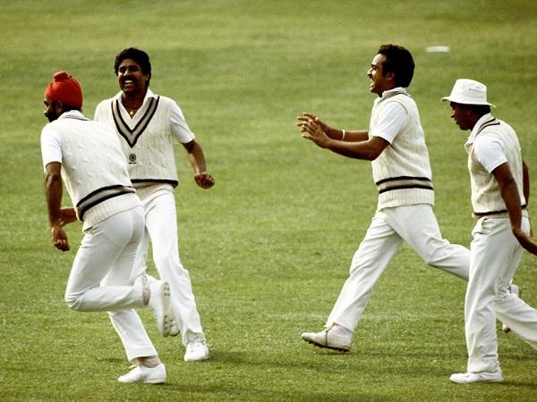 कपिल के शतक से जीता भारत