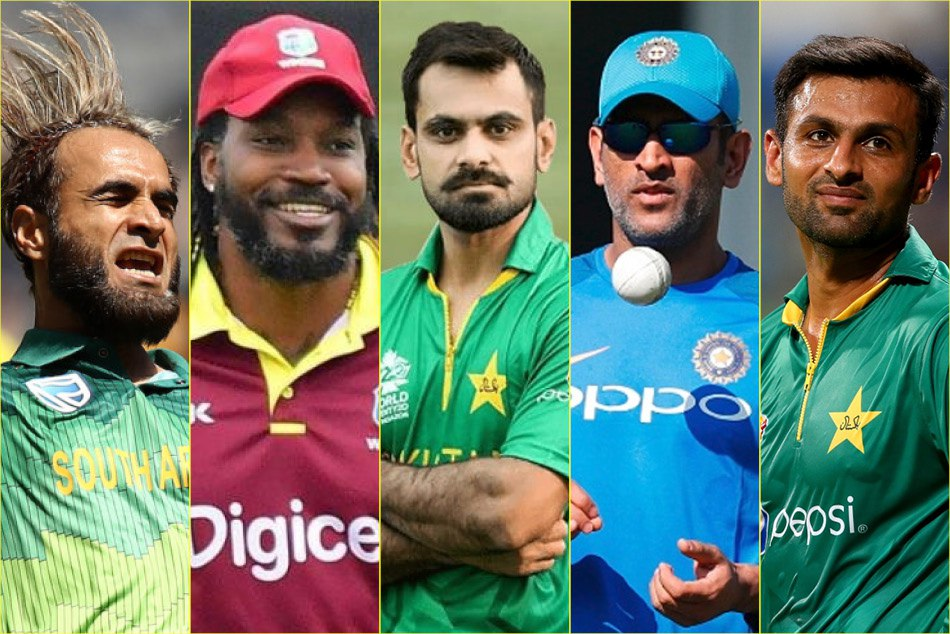 These 10 Elderly Players Will Play In The Icc World Cup