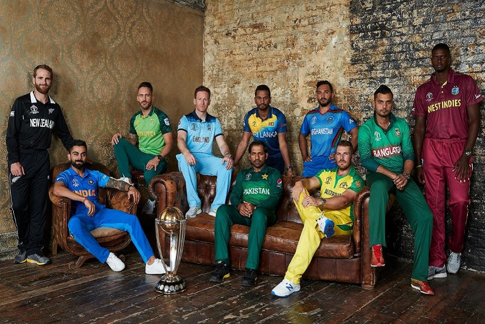 Icc World Cup 2019 Ten Teams Will Go For One Dream Chase Has Began