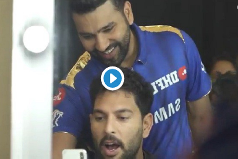 Rohit Sharma Told How Was His First Meeting With Yuvraj Singh