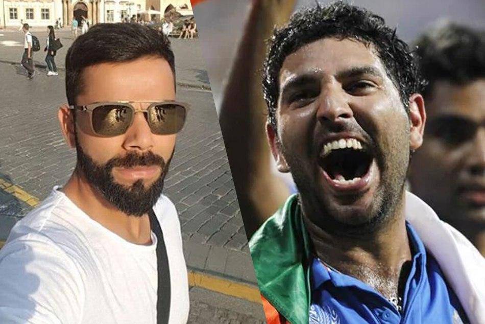 Yuvraj Singh Posts Hilarious Comment On Virat Kohli S Photo On Instagram