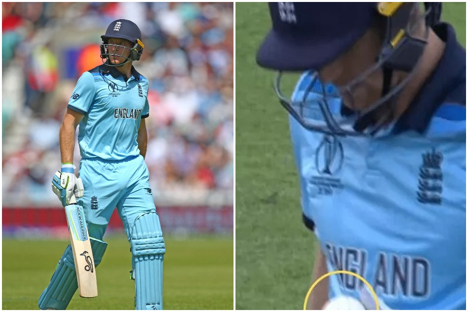 ICC World Cup 2019: Eoin Morgan reveals why Jos Buttler checked the ball after getting out