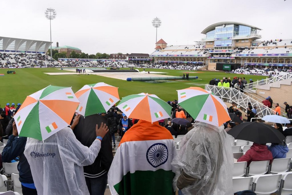 INDvNZ Here is the history of Cricket World Cups abandoned matches
