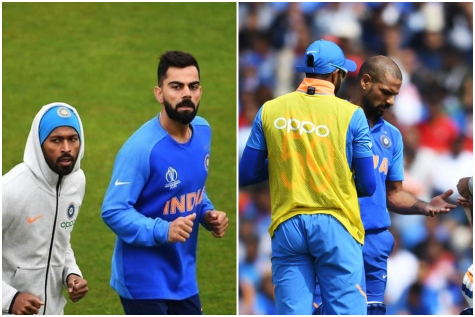 INDvsNZ: Virat Kohli reveal why does Shikhar Dhawan stays with team despite the injury