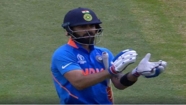 INDvsPAK : विराट कोहली ने बनाए सबसे तेज 11 हजार ODI रन, टूटे कई रिकॉर्ड