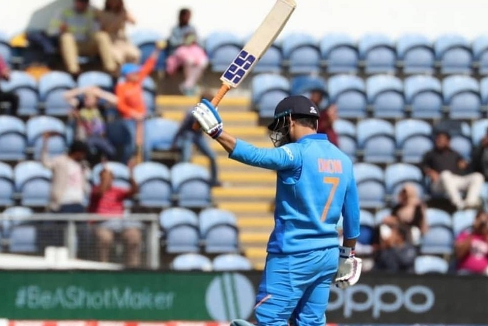 World Cup 2019: MS Dhoni Becomes Second Most Capped ODI Cricketer For India