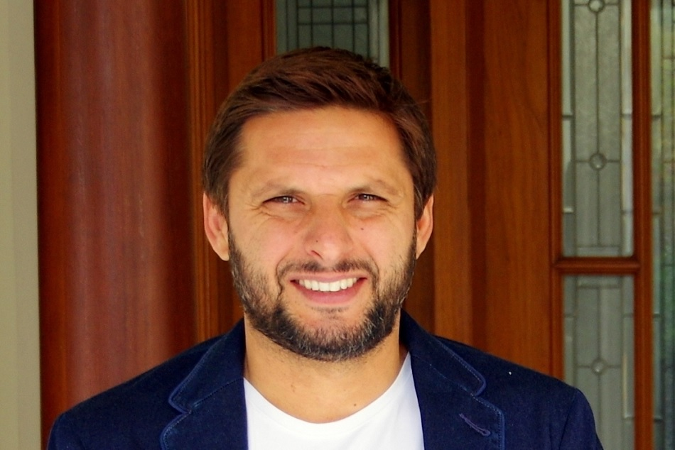 INDvsPAK: Shahid Afridi ‏congratulates to BCCI for exceptional cricket played against Pakistan