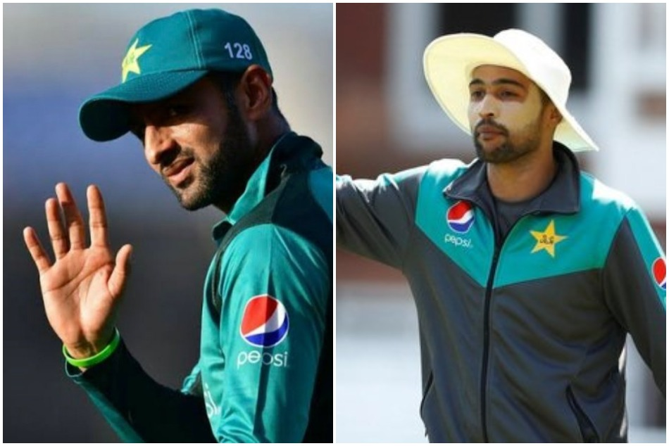 Shoaib malik and Mohammad Amir ask fans for give some respect to the players