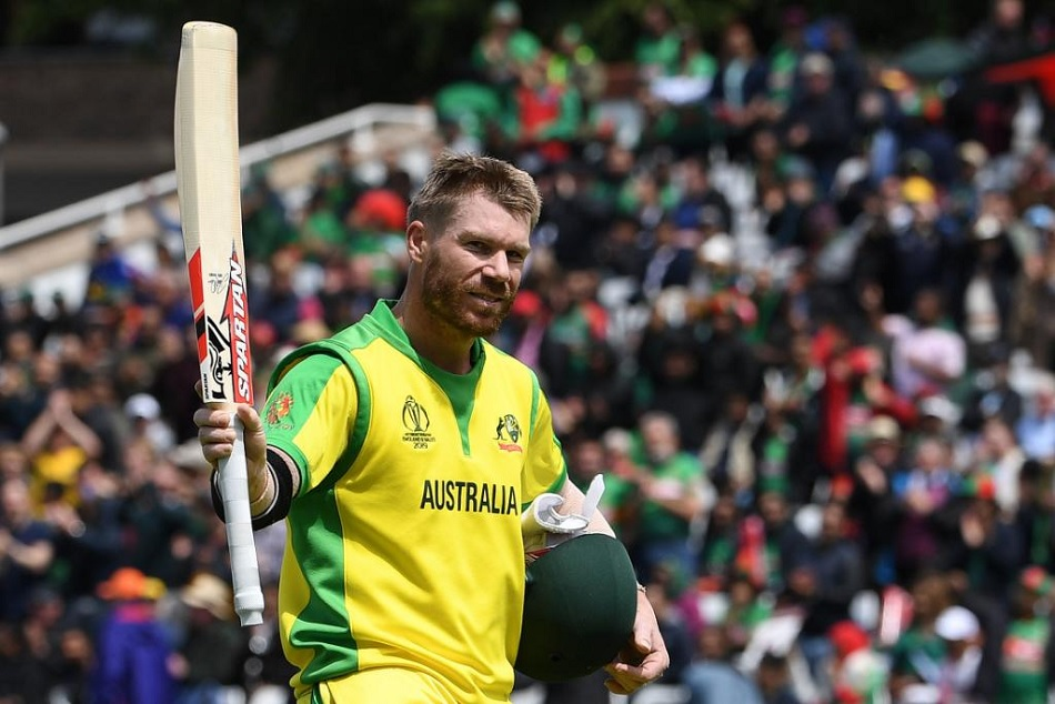 World Cup 2019: David Warner makes record breaking hundred against Bangladesh