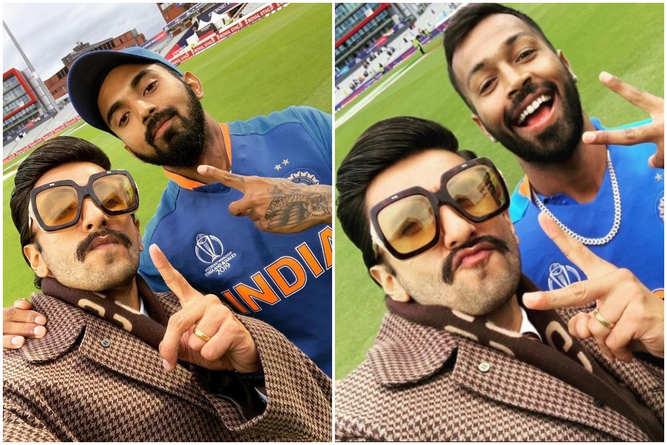 ICC explains Why Ranveer Singh was in the vicinity of players in India vs Pakistan match