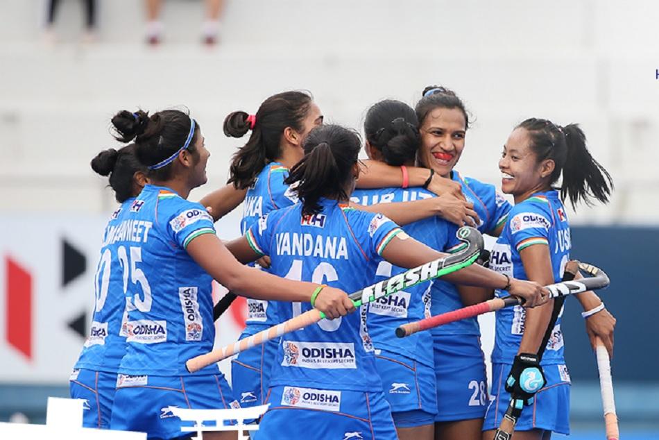 Womens Hockey: Indian beats Japan in FIH series finalss title match