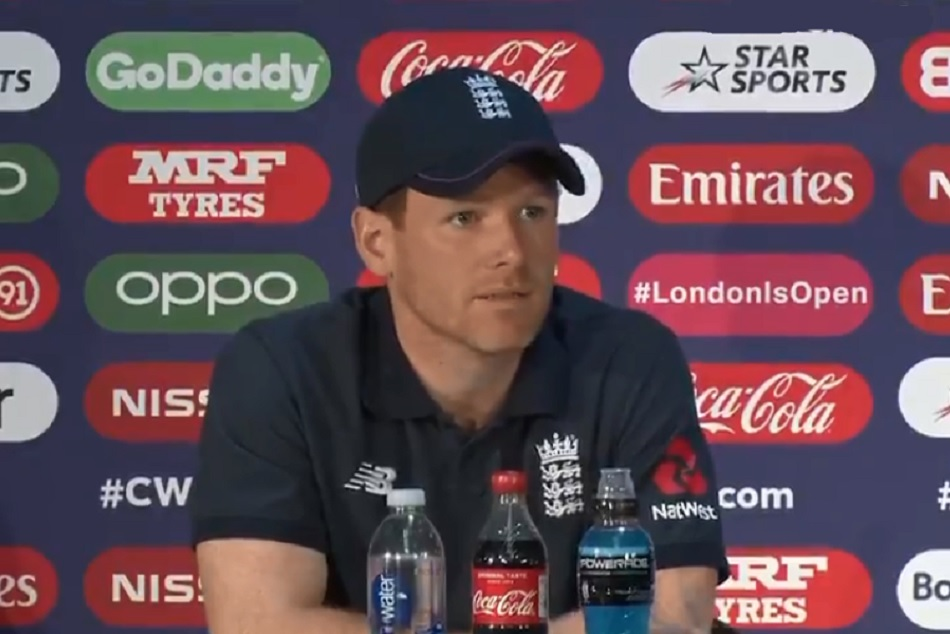 Eoin Morgan Talks About How Will The Fans Behave In Front Of Warner Smith Match Day